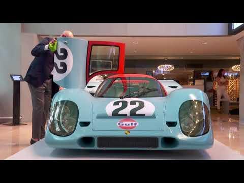 La Porsche 917 K del film Le Mans con Steve McQueen è all'asta