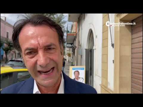 """Carmiano, Salvatore De Cruto: """"Con Erroi costruiamo una città inclusiva, che sostiene i più fragili"""""""